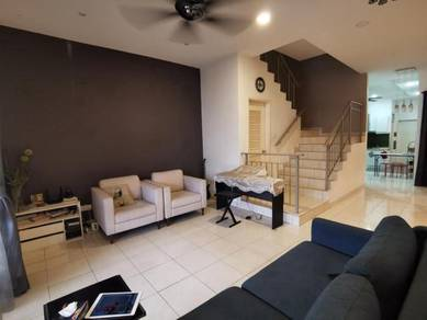 Beautifully Renovated Double Storey House at Setia Indah 9 Setia Alam