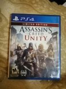 Assasin creed unity limited edition