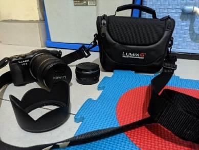 Lumix GF 5 Camera