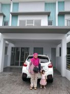 Kota Kemuning Double Story House For Rent