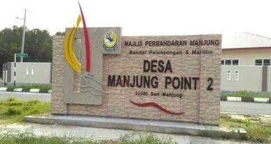 Single Storey House Desa Manjung Point 2