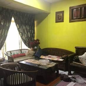 Double Storey facing empty space LEP 4 Lestari Putra Seri Kembangan