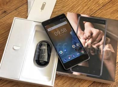 Brand new Nokia 8 64gb 4gig ram grey