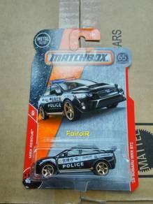 Matchbox '15 Subaru WRX STi Japan Police