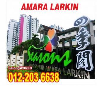 AMARA LARKIN 3 Bedroom Services Apartment