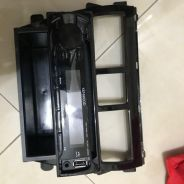 Kenwood player with holder for vios 2009