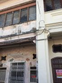 Two storey terrace shop house at Kuala Kangsar Rd