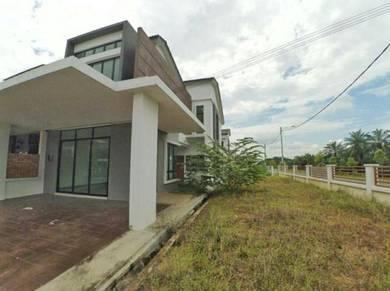 [ Corner ][ 3150 sqft ][ Nego ] 2 Storey Terrace House Saujana KLIA