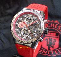 TAG HEUER Carrera Man United CAR201M.FT6156