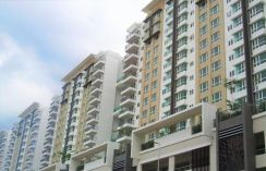 Low Floor First residence condo kepong basic New