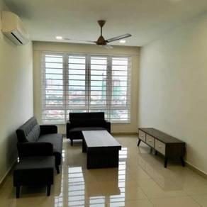 FREEHOLD Kenanga Residence 2R2B Kampung Lapan Condominium For Sale