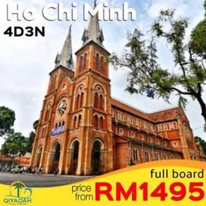 Ho Chi Minh Series Tour 2019