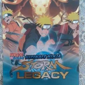 Naruto shippuden ultimet ninja storm legacy