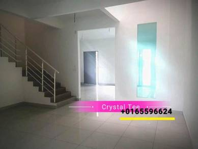 2ST Sathu Terraces ( 22X 85 ) One Tree Residence -AIR PORT PENANG