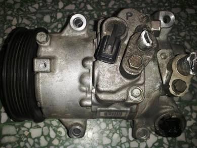 Air cond compressor for toyota camry 2012 to 2018