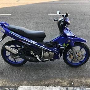 2017 Yamaha 125ZR