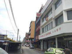 2 Storey Commercial Shop Lot Pandamaran Town, Klang