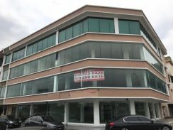 3 Adjoining Corner Unit Office Space (2X3800sf)Jln 222, PJ for RENT!!
