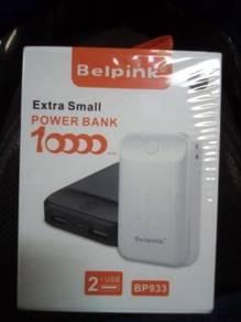 Powerbank belpink 10000mAh