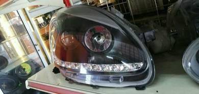 Lampu myvi custom