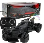 Rechargeable Hero Bat-Man Remote Control Car toy