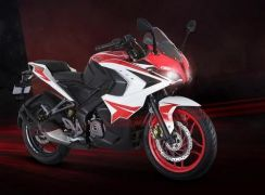 Modenas pulsar rs200 abs system / rs 200