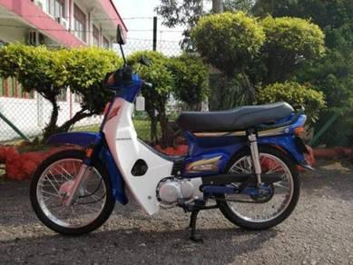 Honda EX5 Dream (2013)