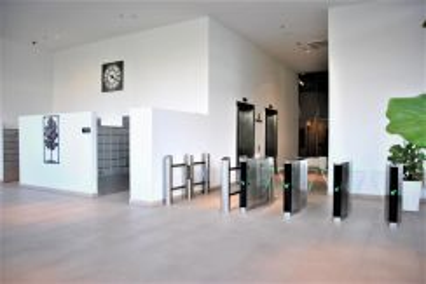 3 Towers Corporate Office Suite - Corner Unit, 10367sf, Level 23