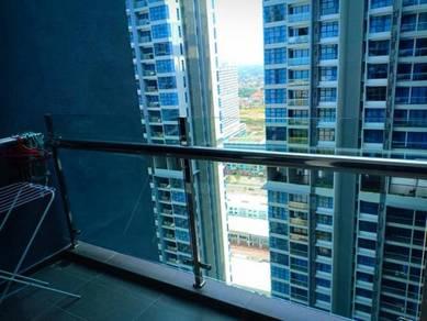 Kota Laksamana ATLANTIS CONDO -Luxury unit 3 room + 3 bath-1378 sf