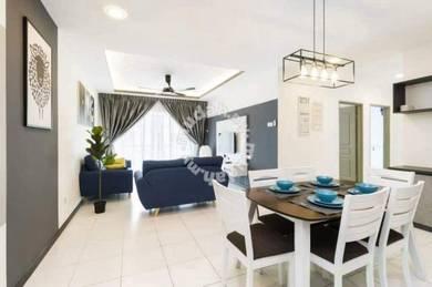 Affordable 3 Bedroom New Condominium Semabok Melaka Town