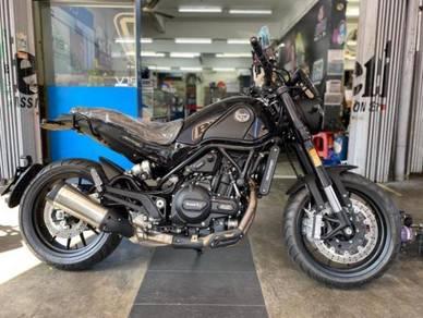 Benelli leoncino 500 / easy rider / deposit rendah