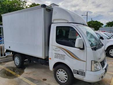 Tata 1.4 diesel turbo 1 ton luton box / box van