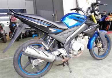 Yamaha fz150i untuk dilepaskan !!!