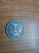 50CENTS Old Coin