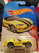New Dodge Viper RT/10 Then And Now Hot Wheels Hotw