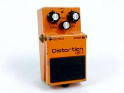 Boss DS-1 Distortion Made In Japan 1984