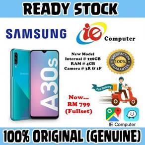 Samsung Galaxy A30s  (4GB RAM & 128GB ROM))