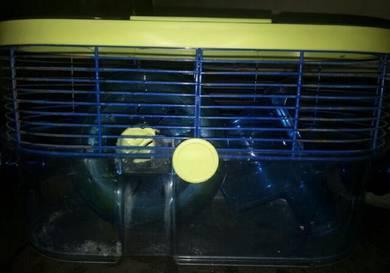 Hamster Cage / Sangkar Hamster