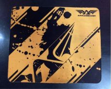 Armaggeddon mouse pad