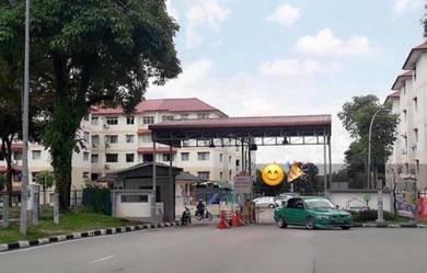Bandar Baru Permas Jaya JB Flat FOR SALE 👍🏻