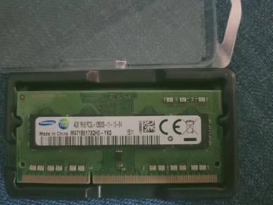 Samsung 4gb pc3l 12800S
