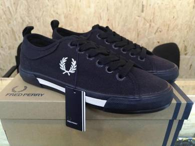 Fred Perry Shoes Dark blue