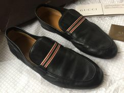 Authentic gucci shoes full set made in Italy
