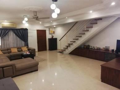 3 Storey House, Fully Renovated, Taman Bukit Segar Jaya 1, Cheras