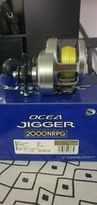 Shimano Ocea Jigger 2000NRPG