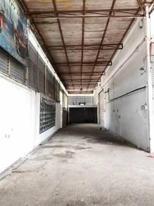 2 storey factory, bandar tun razak
