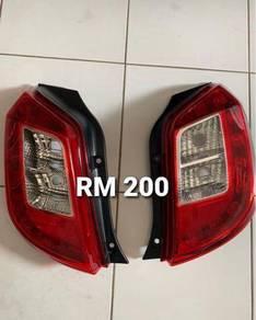 Perodua axia led tail lamp