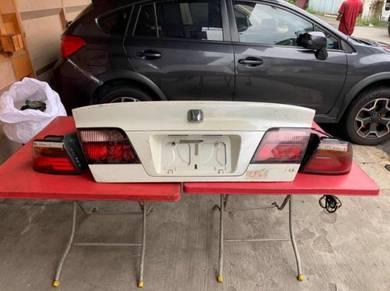 Honda cf4,CL1 rear body part