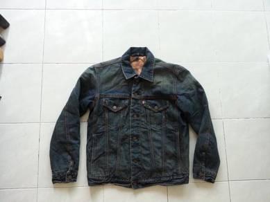 Levis Strauss Japan Denim Jacket size M