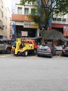(N-lot)Ground floor level shop lot,kepong area (Taman metro prima)